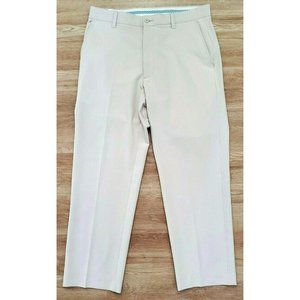 FootJoy Mens Khaki Chino Pants Size 33 x 32